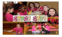 Save-the-Date for Chick Chat 2018